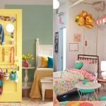 Candy Color na decoração da casa