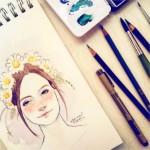 Arte em Fortaleza: Juliana Rabelo Ilustrações
