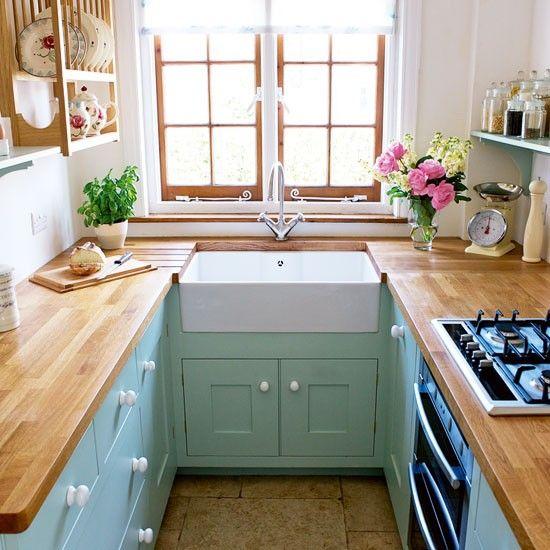 Cozinhas Pequenas