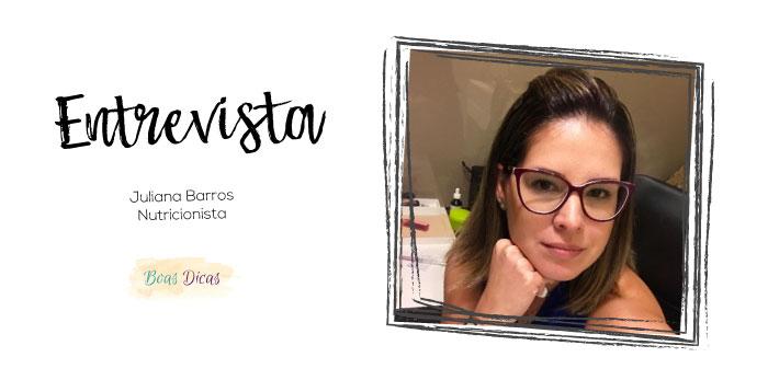Juliana Barros em: Mulheres Inspiradoras