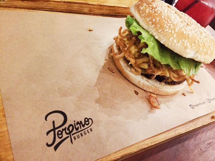 Conhecendo o Porpino Burger