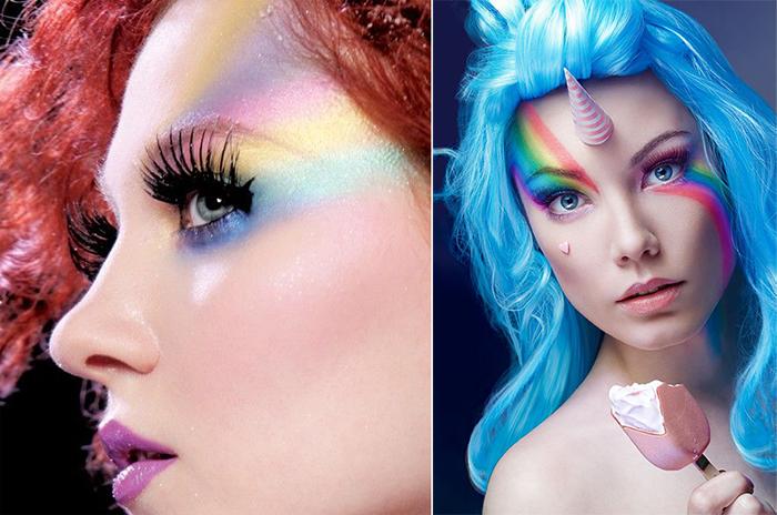 Unicornio-makeup-Carnaval-Boas-Dicas