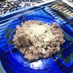Receitinha: Risotto de Filet ao Vinho Tinto
