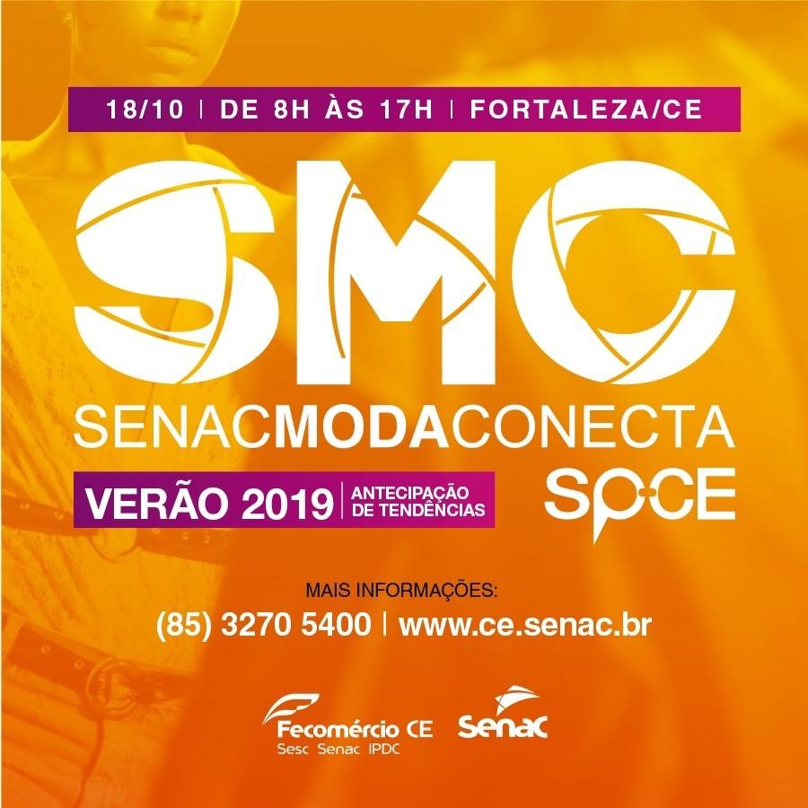 Senac Moda Conecta SP/CE traz tendências do Verão 2019