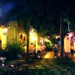 Experiência gastronômica (e romântica) no Jardim do Alchymist