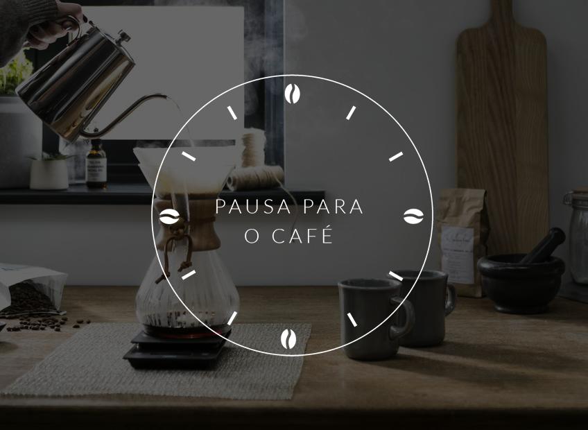 Pausa para o café: tipos de grãos de café
