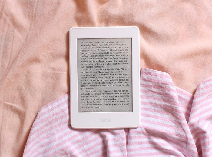 10 vantagens e desvantagens sobre o Kindle
