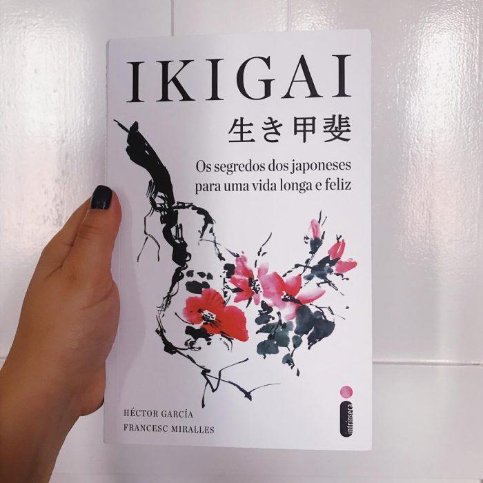 Leitura do mês: Ikigai, o segredo dos japoneses #resenha