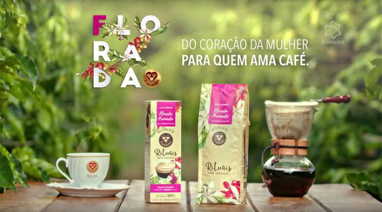 Mulheres cafeicultoras: projeto 3 Corações