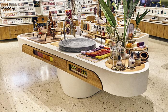 Natura inaugura novo conceito de loja no Nordeste