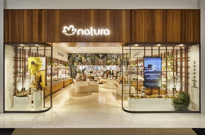 Natura inaugura primeira loja própria em Fortaleza