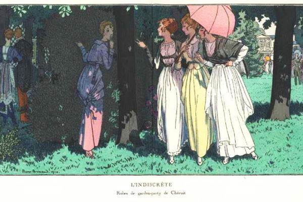 Mulheres na Moda: Louise Chéruit