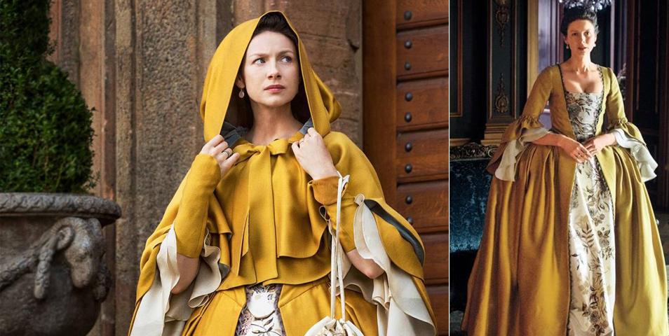 Outlander: como montar looks inspirados em Claire e Brianna