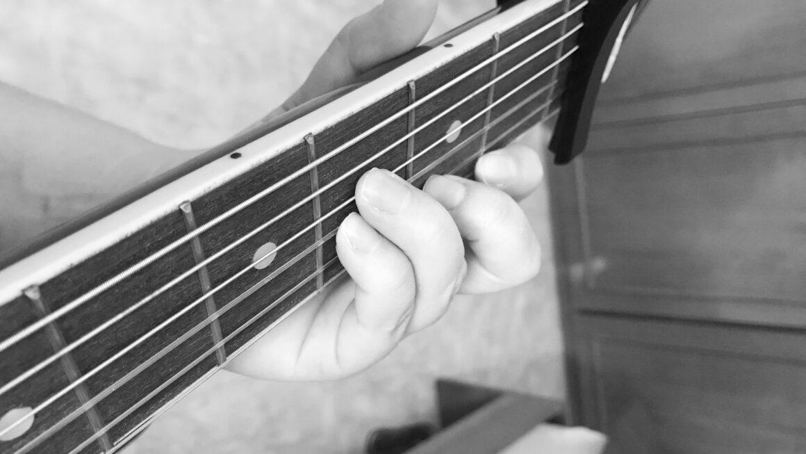 Diário do violão: como comecei a aprender
